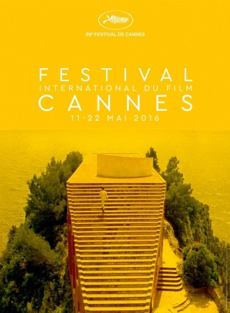 afiche cannes 2016