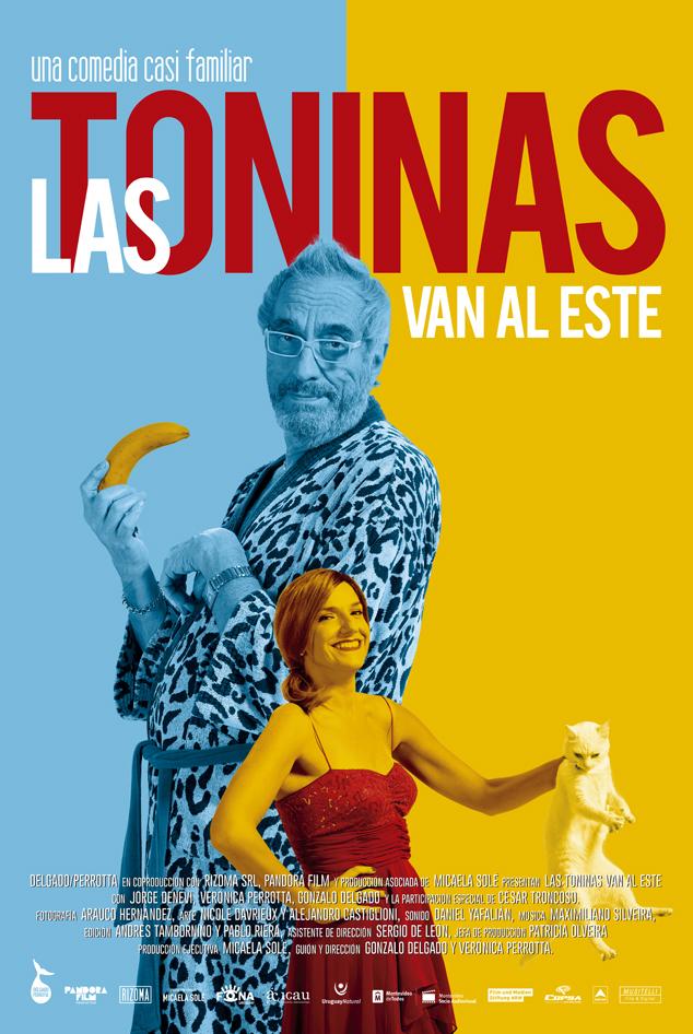 Las toninas van al este estrena el 4 de agosto revista film for Revistas argentinas de farandula